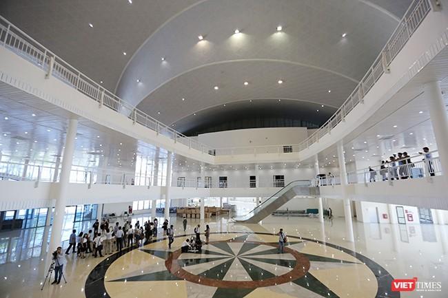 """Ngắm những công trình """"đỉnh nhất"""" Đà Nẵng sẵn sàng phục vụ APEC ảnh 33"""