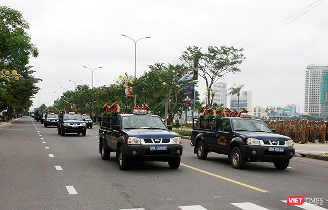 Hơn 2.000 cảnh sát diễn tập chống khủng bố bảo vệ APEC tại Đà Nẵng ảnh 3