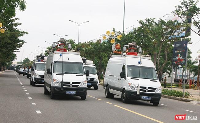 Hơn 2.000 cảnh sát diễn tập chống khủng bố bảo vệ APEC tại Đà Nẵng ảnh 4