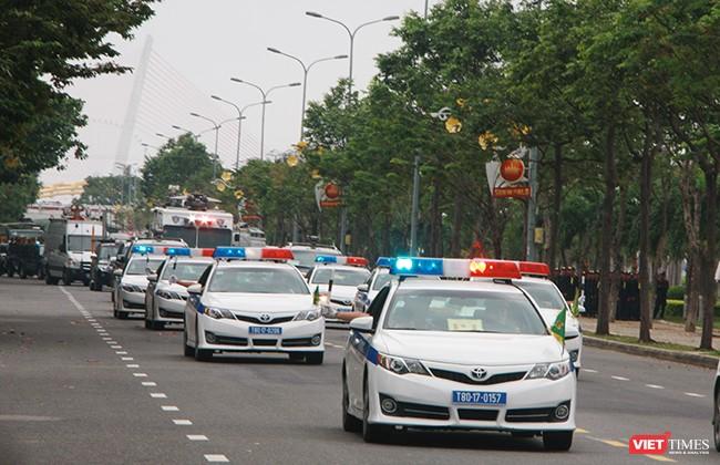 Hơn 2.000 cảnh sát diễn tập chống khủng bố bảo vệ APEC tại Đà Nẵng ảnh 5