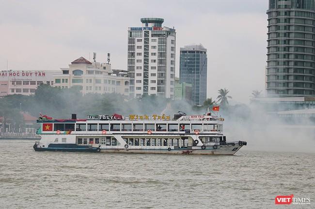 Hơn 2.000 cảnh sát diễn tập chống khủng bố bảo vệ APEC tại Đà Nẵng ảnh 27