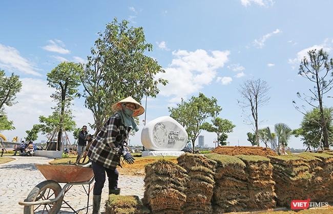Công viên APEC, một trong những dấu ấn về sự kiện được tổ chức tại Đà Nẵng