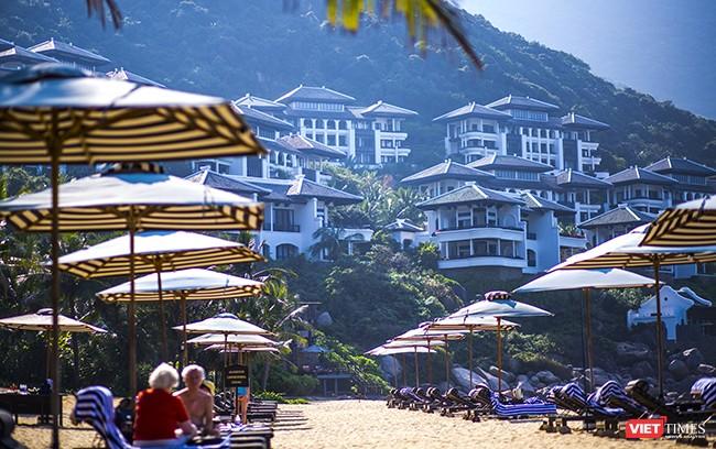 InterContinental Sun Peninsula Resort tại Đà Nẵng là một trong những nơi diễn ra các hoạt động của Tuần lễ cấp cao APEC 2017