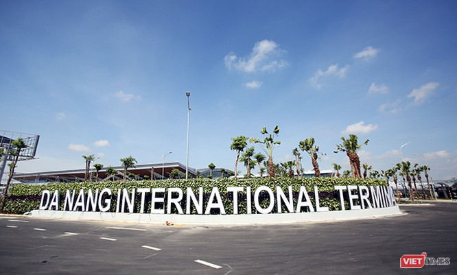 Sân bay quốc tế Đà Nẵng đã sẵn sàng đón tiếp các đoàn đại biểu với nhà ga quốc tế mới khang trang, hiện đại