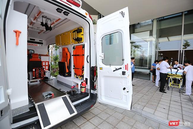 Đà Nẵng diễn tập y tế ứng phó cấp cứu phục vụ APEC ảnh 4