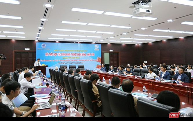 Hội thảo thu hút sự tham gia, tìm kiếm cơ hội hợp tác của gần 100 đại biểu đến từ 20 doanh nghiệp CNTT Nhật Bản và 40 doanh nghiệp CNTT Việt Nam.