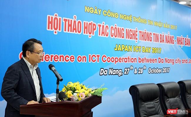 ông Hiromi Sugiyama, Phó Chủ tịch Hiệp hội DN dịch vụ CNTT Nhật Bản, đánh giá cao nỗ lực phát triển CNTT và công nghệ phần mềm của Đà Nẵng trong thời gian qua. Đặc biệt là sự hỗ trợ của Đà Nẵng đối với các doanh nghiệp Nhật Bản