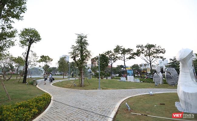 Một số hình ảnh về công viên APEC tại Đà Nẵng