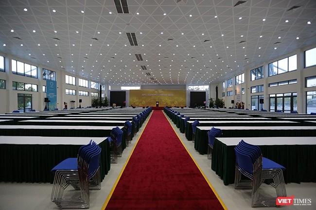 Phó Thủ tướng Phạm Bình Minh khai trương Trung tâm Báo chí Quốc tế phục vụ APEC ảnh 13