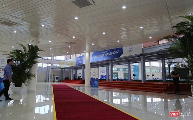 Phó Thủ tướng Phạm Bình Minh khai trương Trung tâm Báo chí Quốc tế phục vụ APEC ảnh 15