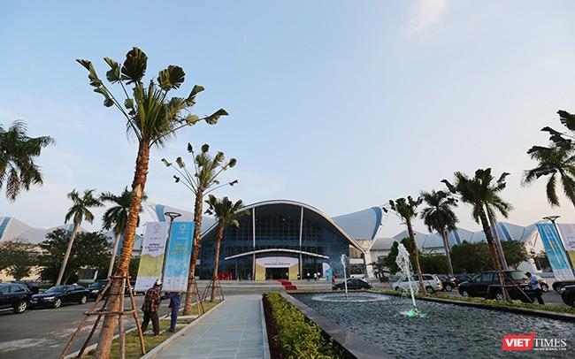Trung tâm Báo chí Quốc tế APEC 2017 tại Đà Nẵng