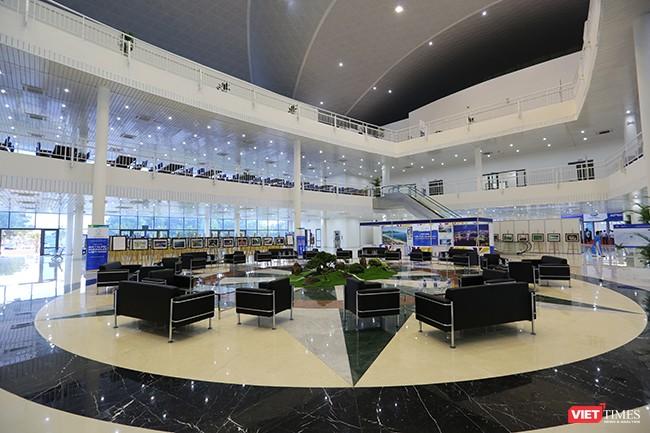 Phó Thủ tướng Phạm Bình Minh khai trương Trung tâm Báo chí Quốc tế phục vụ APEC ảnh 9