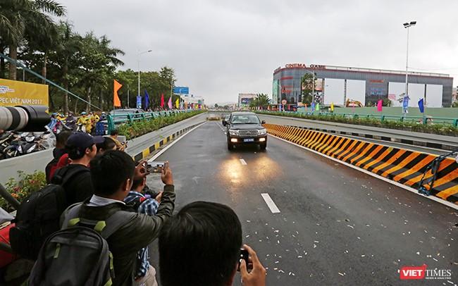 Phương tiện lưu thông từ đường Điện Biên Phủ về trung tâm TP
