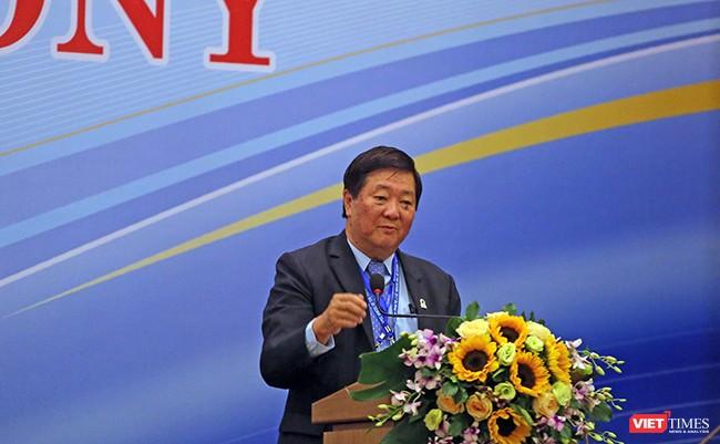 Ông James Soh, Đồng Chủ tịch Hội đồng lãnh đạo Tiếng nói APEC nhấn mạnh vai trò của thanh niên đối với sự phát triển của khu vực và thế giới