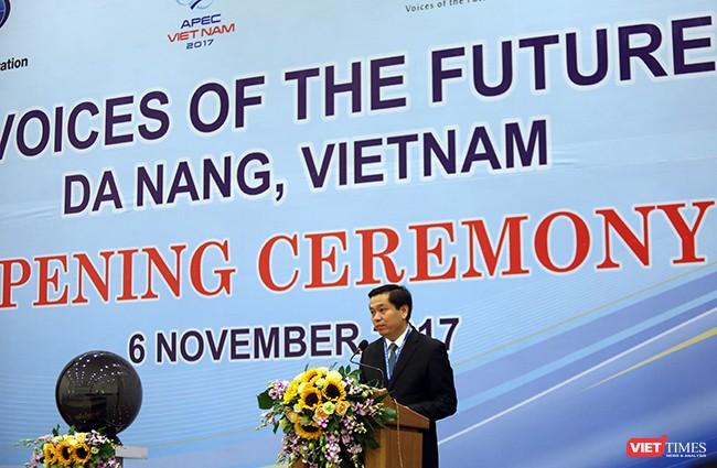 Theo ông Nguyễn Long Hải, Bí thư Ban Chấp hành Trung ương Đoàn, Phó Chủ nhiệm Thường trực Ủy ban Quốc gia về Thanh niên Việt Nam, Diễn đàn lần này là cơ hội gặp gỡ, trao đổi thông tin, chia sẻ kinh nghiệm của thanh niên từ các nền kinh tế APEC vì sự phát triển chung