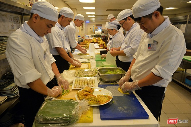 Bữa tối độc đáo thết đãi đại biểu APEC được chuẩn bị trong 3 năm ảnh 11