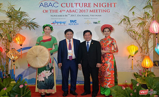 Ông Huỳnh Vĩnh Ái, Thứ trưởng Bộ Văn hóa, Thể thao & Du lịch Việt Nam tại sự kiện