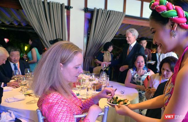 Bữa tối độc đáo thết đãi đại biểu APEC được chuẩn bị trong 3 năm ảnh 10