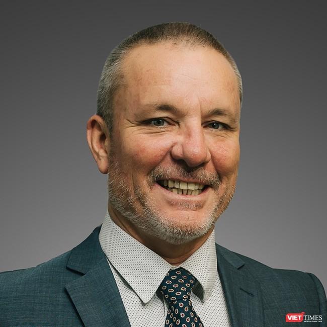 Ông Troy Griffiths, Phó Giám đốc điều hành Savills Việt Nam