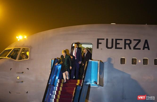 Ảnh: Nữ Tổng thống Chile Michelle Bachelet đã có mặt tại Đà Nẵng ảnh 3