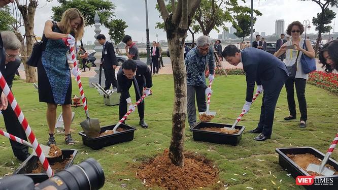 Chính thức khai trương Công viên APEC tại Đà Nẵng ảnh 4