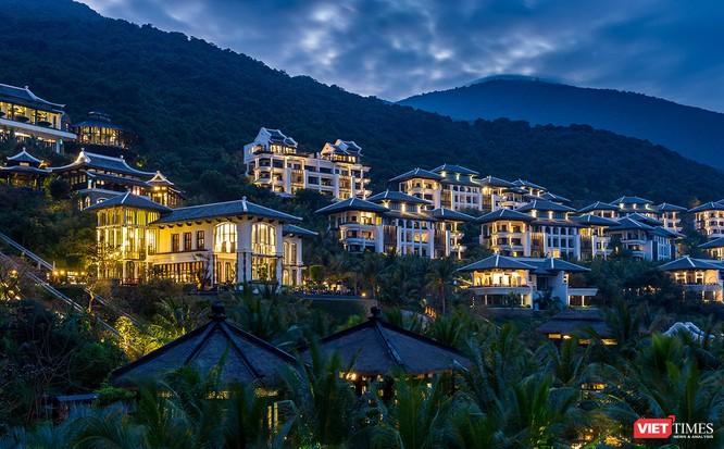 Ảnh: Cận cảnh nơi diễn ra Hội nghị các nhà lãnh đạo kinh tế APEC lần thứ 25 tại Đà Nẵng ảnh 5