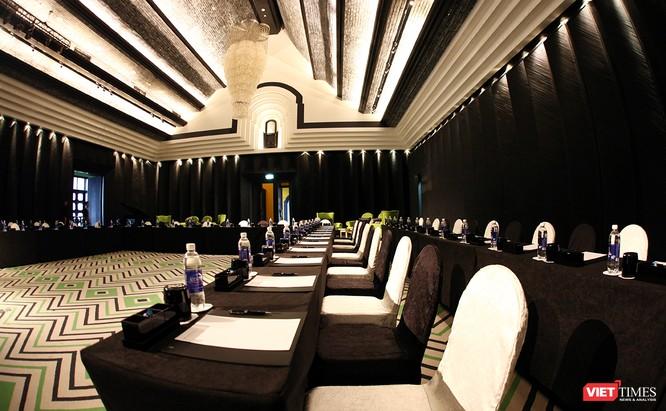 Ảnh: Cận cảnh nơi diễn ra Hội nghị các nhà lãnh đạo kinh tế APEC lần thứ 25 tại Đà Nẵng ảnh 10