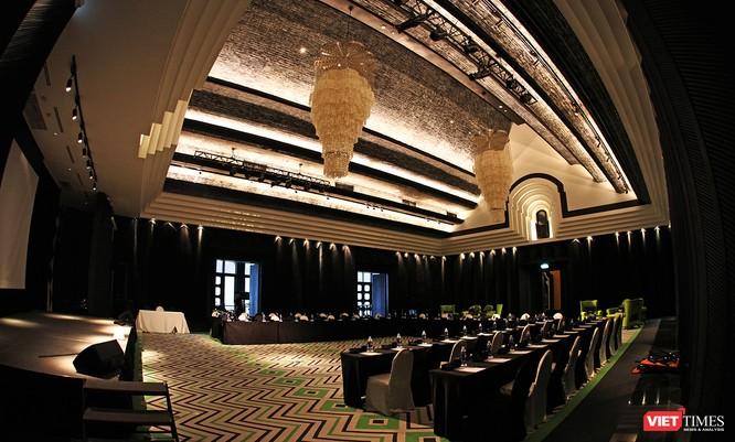 Ảnh: Cận cảnh nơi diễn ra Hội nghị các nhà lãnh đạo kinh tế APEC lần thứ 25 tại Đà Nẵng ảnh 12