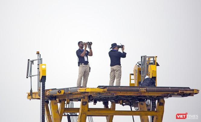Chuyên cơ Tổng thống Mỹ hạ cánh xuống Đà Nẵng có gì khác biệt? ảnh 10