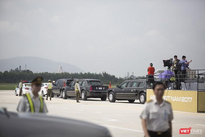 Chuyên cơ Tổng thống Mỹ hạ cánh xuống Đà Nẵng có gì khác biệt? ảnh 19