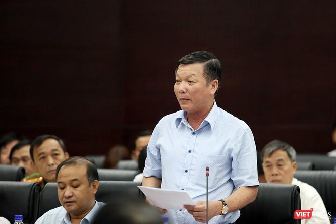 Trả lời chất vấn của cử tri, ông Lê Văn Trung, Giám đốc Sở GTVT TP Đà Nẵng cho rằng, tai nạn giao thông là không lường được