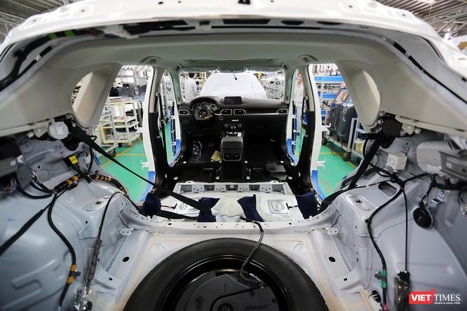"""Cận cảnh Thaco """"lột xác"""" Mazda CX-5 thế hệ mới ảnh 14"""