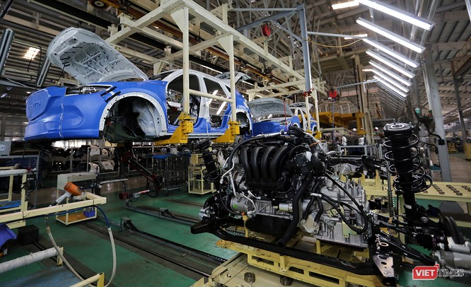 """Cận cảnh Thaco """"lột xác"""" Mazda CX-5 thế hệ mới ảnh 8"""