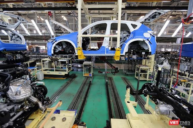 """Cận cảnh Thaco """"lột xác"""" Mazda CX-5 thế hệ mới ảnh 7"""