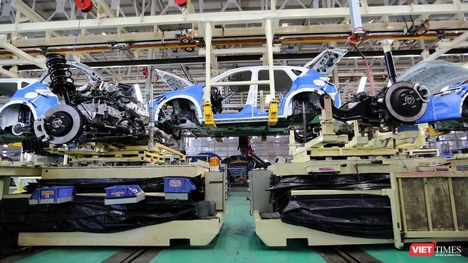 """Cận cảnh Thaco """"lột xác"""" Mazda CX-5 thế hệ mới ảnh 6"""