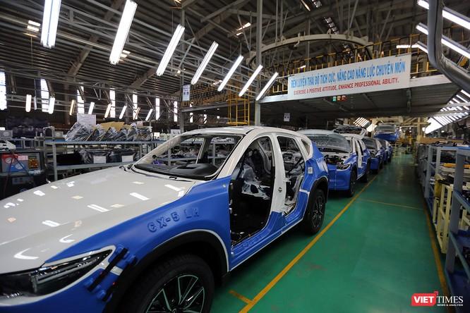 """Cận cảnh Thaco """"lột xác"""" Mazda CX-5 thế hệ mới ảnh 17"""