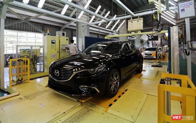 """Cận cảnh Thaco """"lột xác"""" Mazda CX-5 thế hệ mới ảnh 19"""