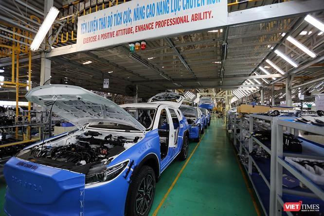 """Cận cảnh Thaco """"lột xác"""" Mazda CX-5 thế hệ mới ảnh 16"""
