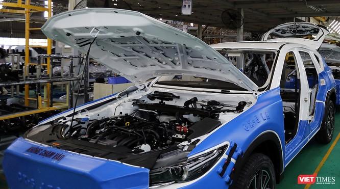 """Cận cảnh Thaco """"lột xác"""" Mazda CX-5 thế hệ mới ảnh 13"""