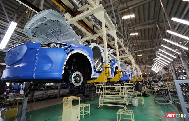 """Cận cảnh Thaco """"lột xác"""" Mazda CX-5 thế hệ mới ảnh 12"""