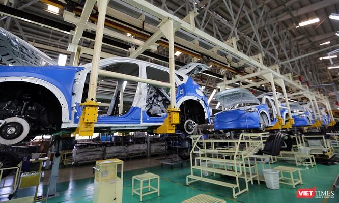"""Cận cảnh Thaco """"lột xác"""" Mazda CX-5 thế hệ mới ảnh 10"""