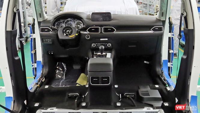 """Cận cảnh Thaco """"lột xác"""" Mazda CX-5 thế hệ mới ảnh 15"""