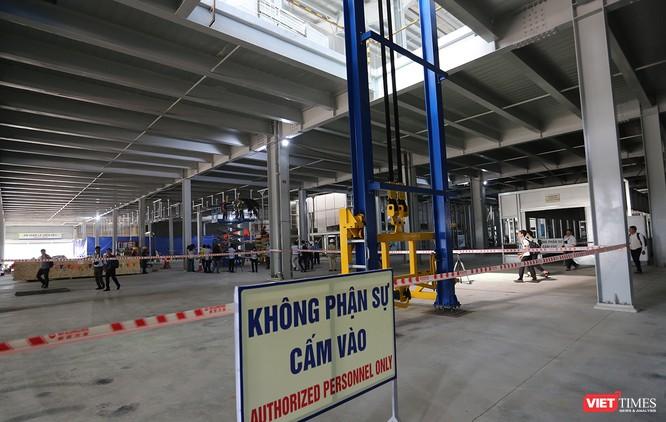 Cận cảnh thi công nhà máy sản xuất ô tô Mazda 12.000 tỷ của Thaco ảnh 10