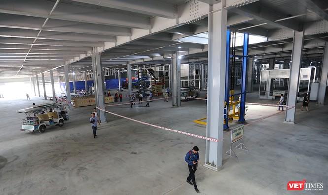 Cận cảnh thi công nhà máy sản xuất ô tô Mazda 12.000 tỷ của Thaco ảnh 11
