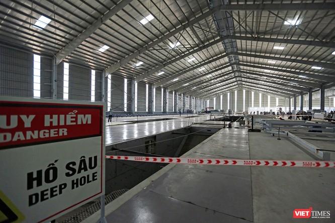 Cận cảnh thi công nhà máy sản xuất ô tô Mazda 12.000 tỷ của Thaco ảnh 17