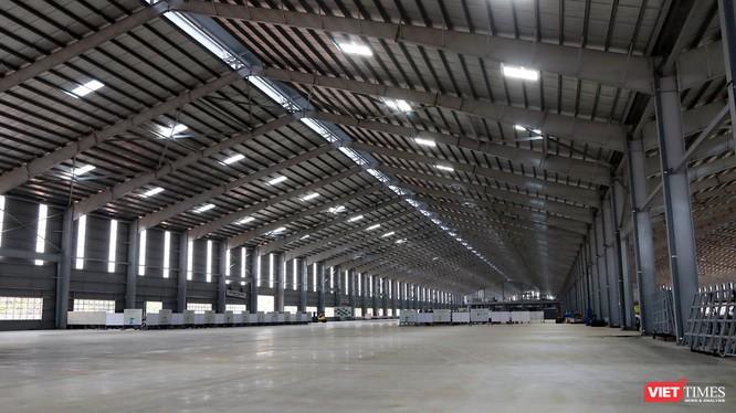 Cận cảnh thi công nhà máy sản xuất ô tô Mazda 12.000 tỷ của Thaco ảnh 19