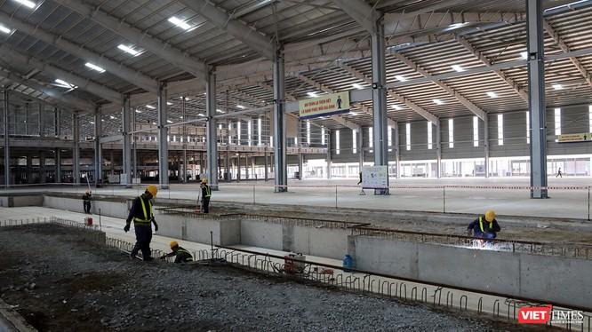 Cận cảnh thi công nhà máy sản xuất ô tô Mazda 12.000 tỷ của Thaco ảnh 20