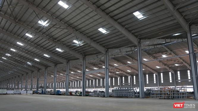 Cận cảnh thi công nhà máy sản xuất ô tô Mazda 12.000 tỷ của Thaco ảnh 4