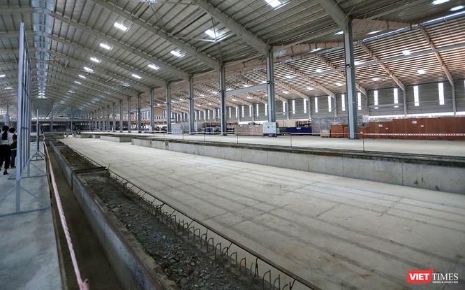 Cận cảnh thi công nhà máy sản xuất ô tô Mazda 12.000 tỷ của Thaco ảnh 5