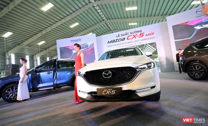Mazda Cx-5 hoàn toàn